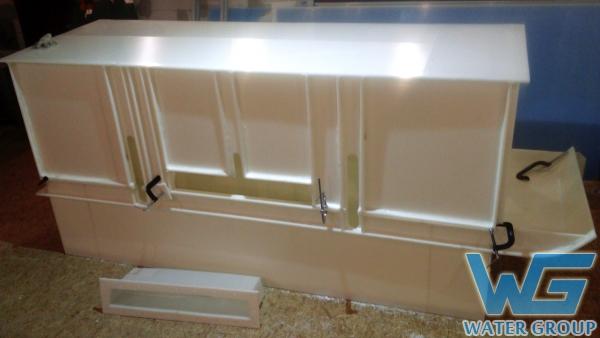 Производство гальванической ванны