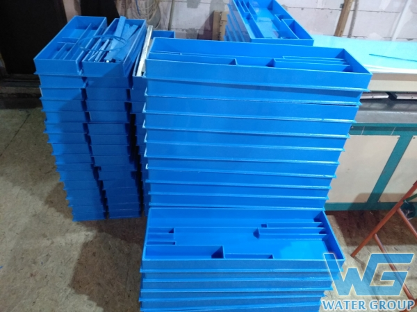 Тара-ящик для сборочного конвейера