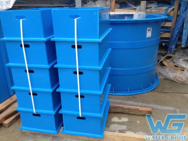 Пластиковая тара для электротехнической продукции
