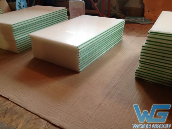 Профессиональные разделочные доски с маркировкой для продуктов