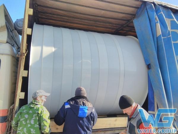 Резервуар хранения горюче-смазочных материалов