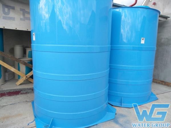 Емкость для питьевой и технической воды