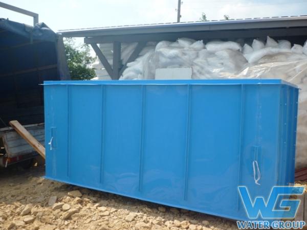 Производство бассейнов из пластика в Челябинске