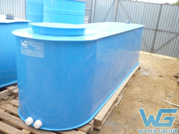 Изготовление емкостей для питьевой воды
