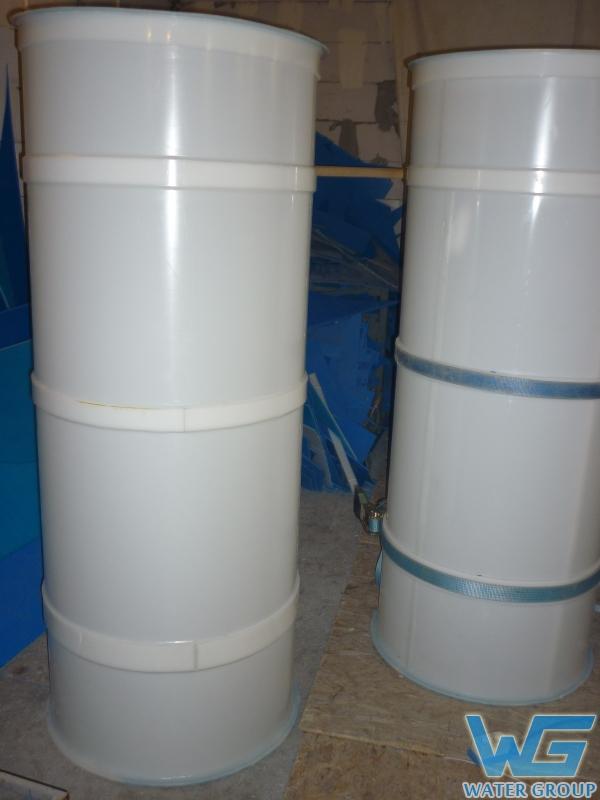 Пластиковые емкости,баки, резервуары на заказ в г. Челябинск